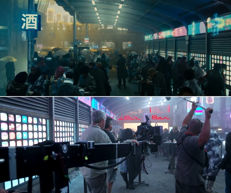 Where is Blade Runner 2049 set