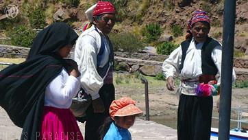cultura a orillas del titicaca