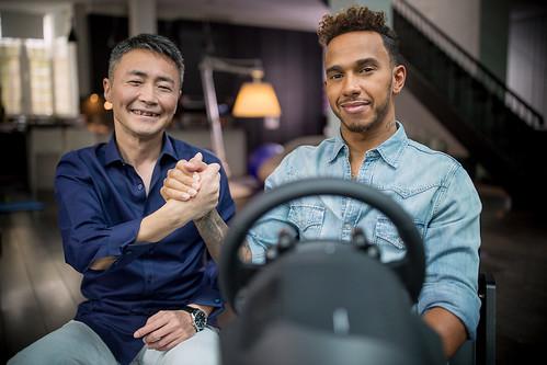 Gran Turismo Sport - Lewis Hamilton