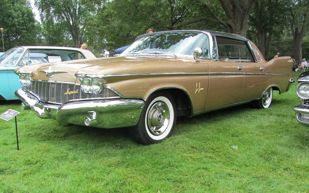 1960 Chrysler Imperial LeBaron | Eyes on Design ...
