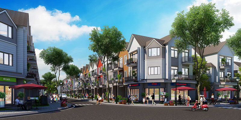 Shophouse Park Riverside Premium design 04