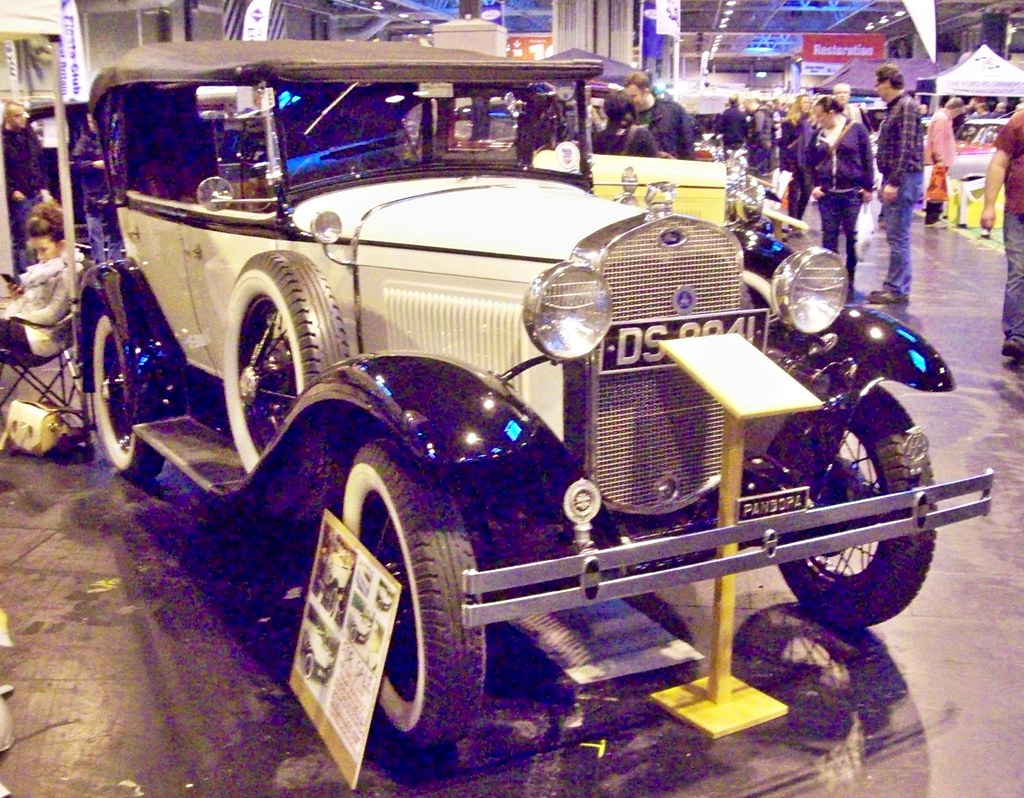 248 ford model a phaeton 1930 by robertknight16