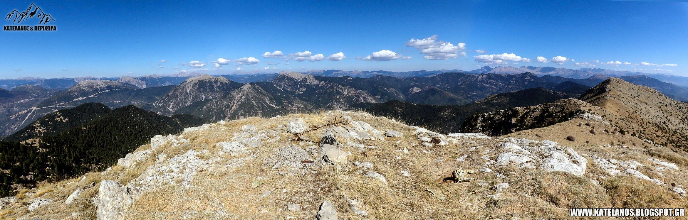 κορυφη τσακαλακι ορεινη ναυπακτια