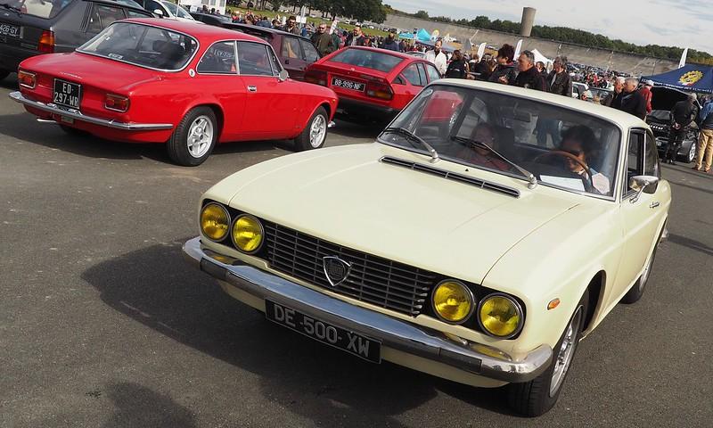 """Lancia Flavia 1800/2000 les """"Quatraplat"""" façon Subaru 37558293632_91e5b950f5_c"""