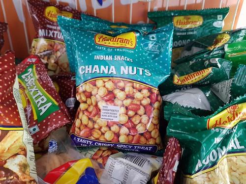 Haldiram's Chana Nuts