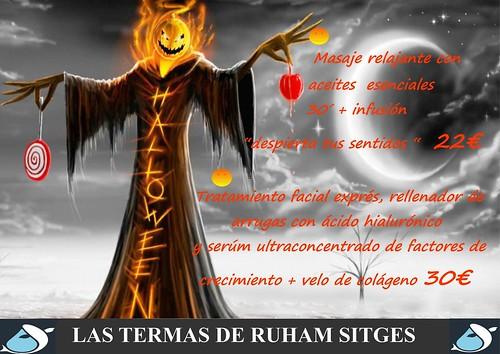 Las Termas de Ruham Sitges