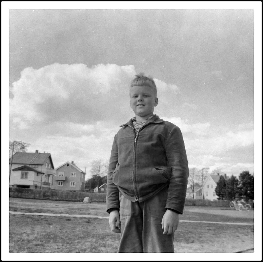 norwegian 10 år Krogen