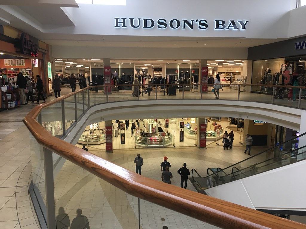Sunridge mall the bay