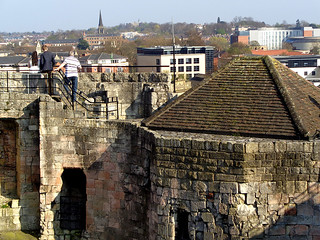 Views from Cliffords Tower 08 | by worldtravelimages.net