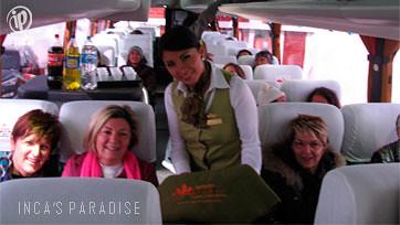 Servicio a bordo