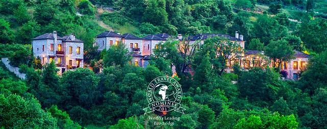 Ζαγοροχώρια: Ένα ελληνικό ξενοδοχείο διεκδικεί την κορυφή του κόσμου!