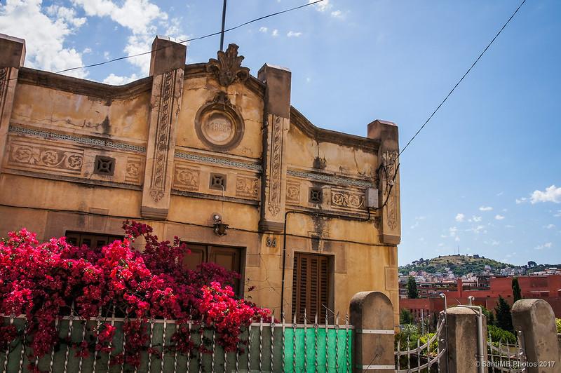 Una casa antigua de la Clota