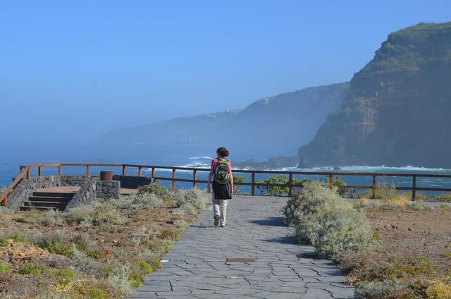 El Sauzal coastal route, Tenerife
