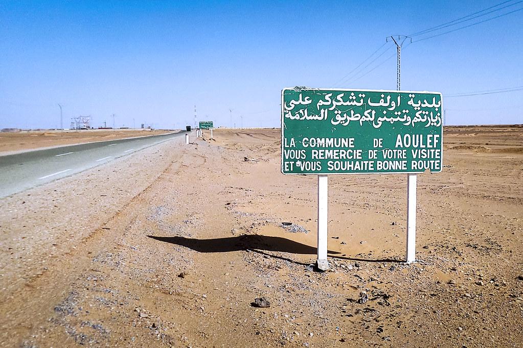 Auolef, Aljazair