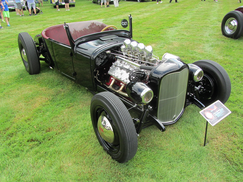 1927 Ford Model T hot rod | There was a class for traditiona… | Flickr