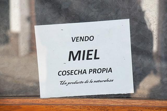 Se vende miel, Tenerife