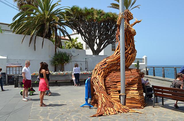 Siren, Luigi Stinga, Puerto de la Cruz, Tenerife