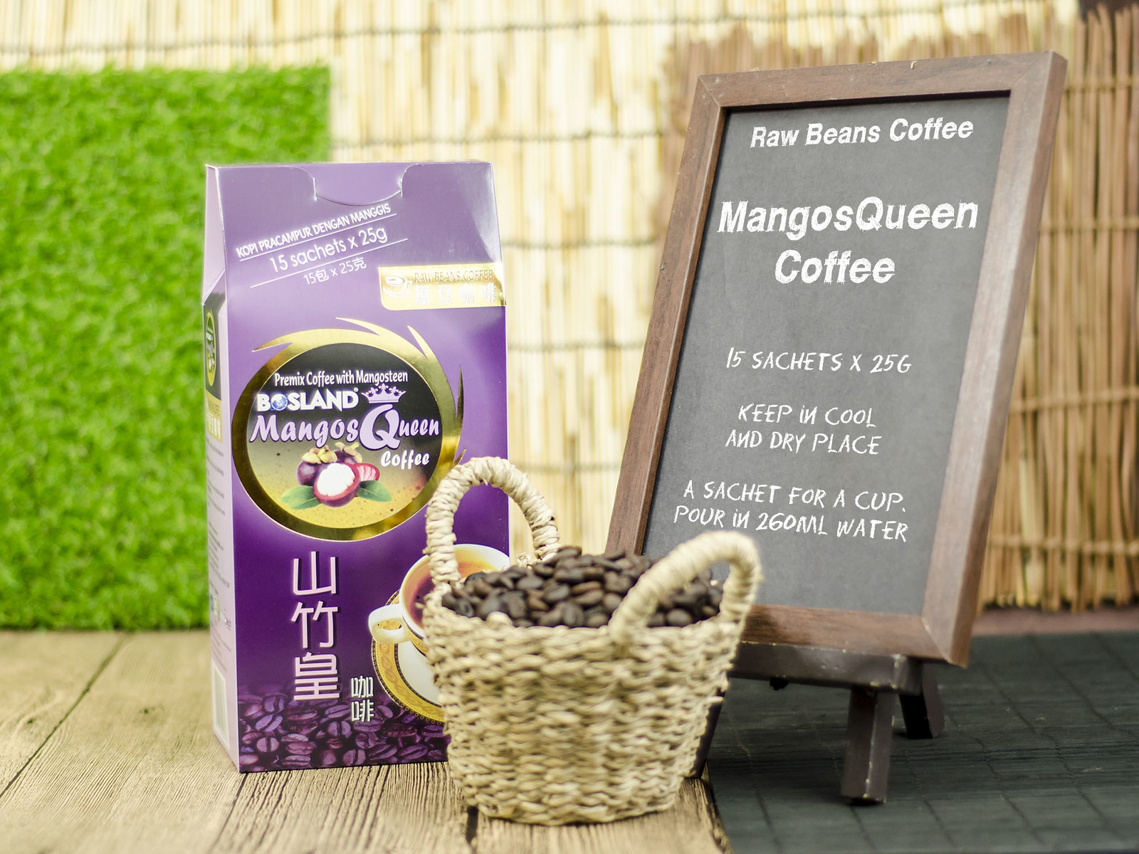 MangosQueen Coffee