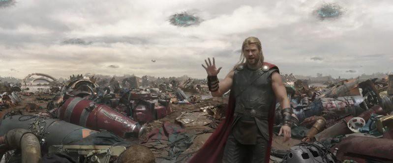 Thor Ragnarok drehorte