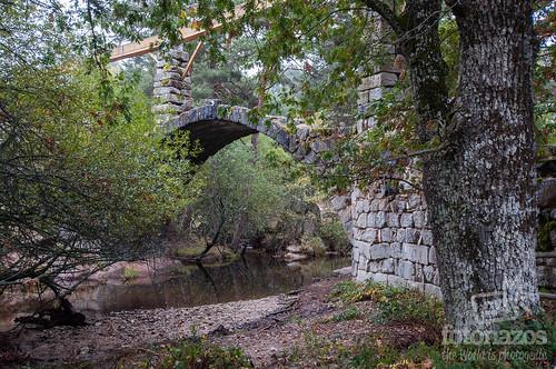 El Puente de los Canales en Valsaín