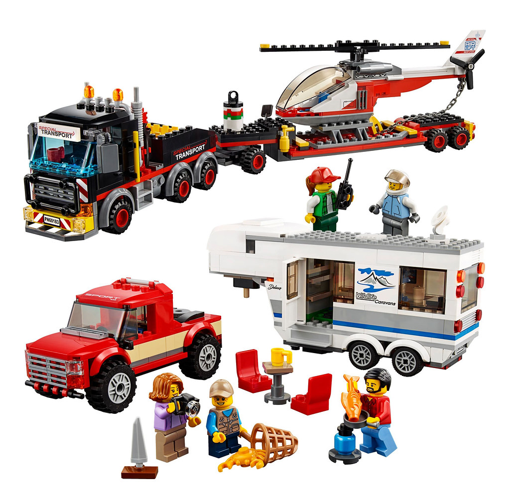 2018 New Lego Sets >> My Faves from the NEW 2018 LEGO City line-up | More pics wit… | Flickr