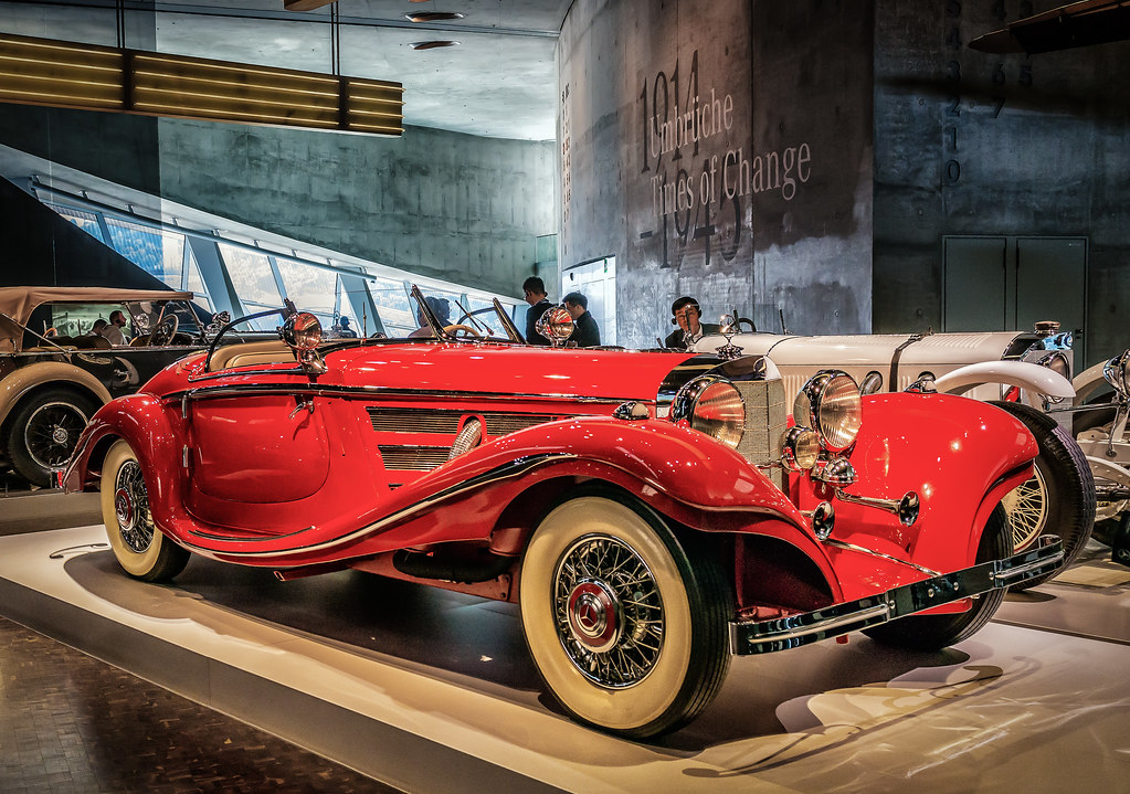 mercedes-benz 500 k spezial-roadster 1934 - 1936 | mercedes-… | flickr