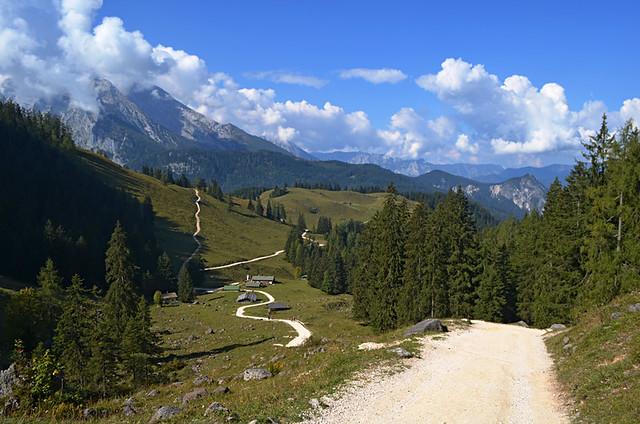 Jenner plateau, Konigssee, Bavaria