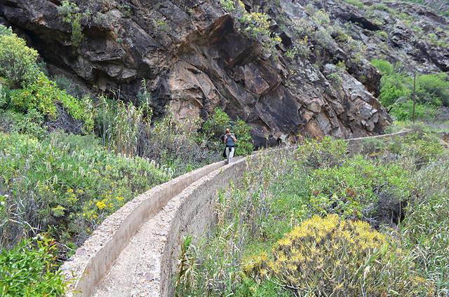 The path, Gran Canaria