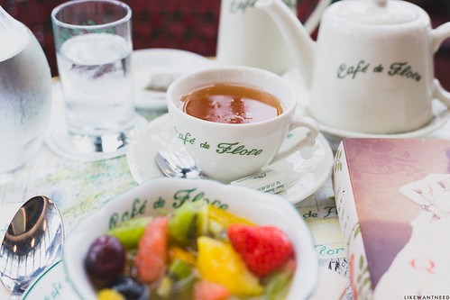 Petit Déj, Café de Flore | by like / want / need