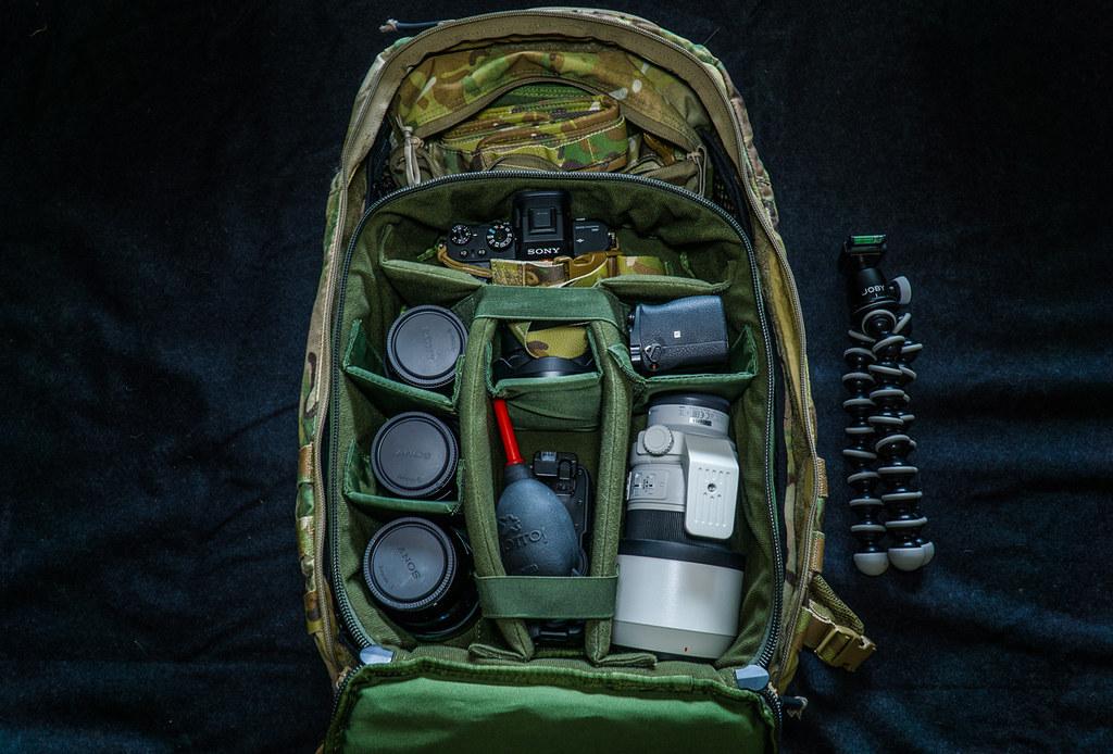 Review: LBX Tactical Titan 2 37389065214_7f3f00f1fe_b