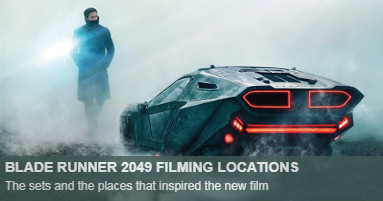 Blade Runner 2049 Filming Locations