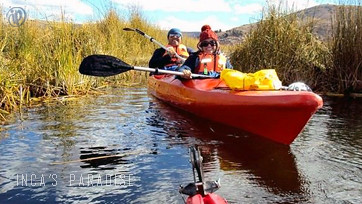 Aventuras en el Titicaca