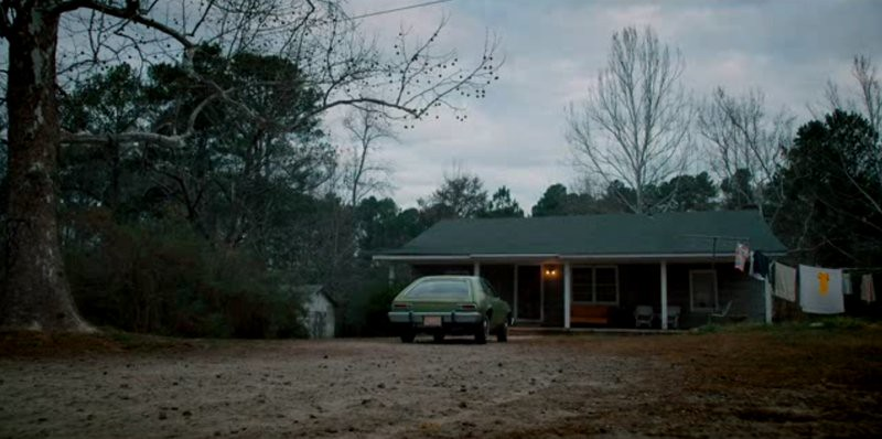 Will Byers house