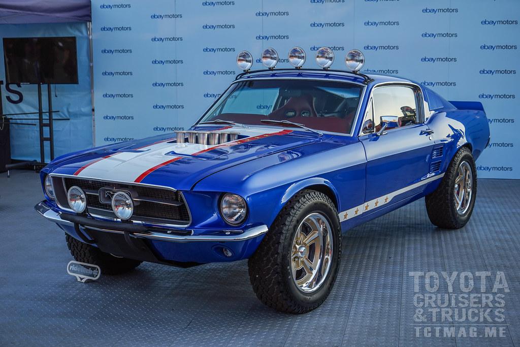 SEMA Show 2017 Part 2 4wd Mustang