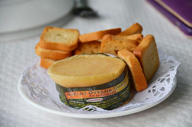 Alentejano cheese, Portagem
