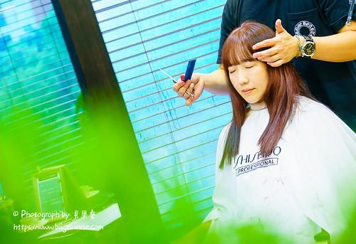 【美髮】H COLOR * 台北東區染廊 / 染髮挑染 / 結構式護髮 / 資生堂染劑