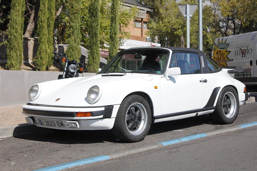 1981 Porsche 911 Sc Targa Coopey Flickr