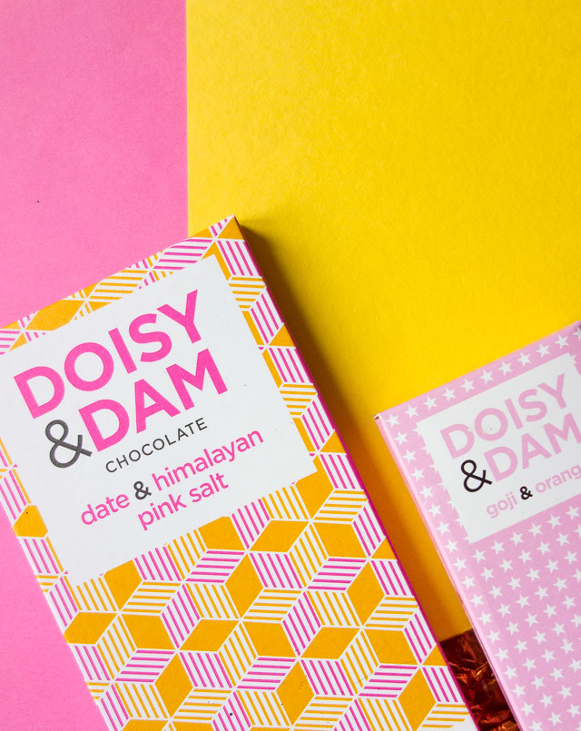 doisy and dam chocolate | gluten free reviews
