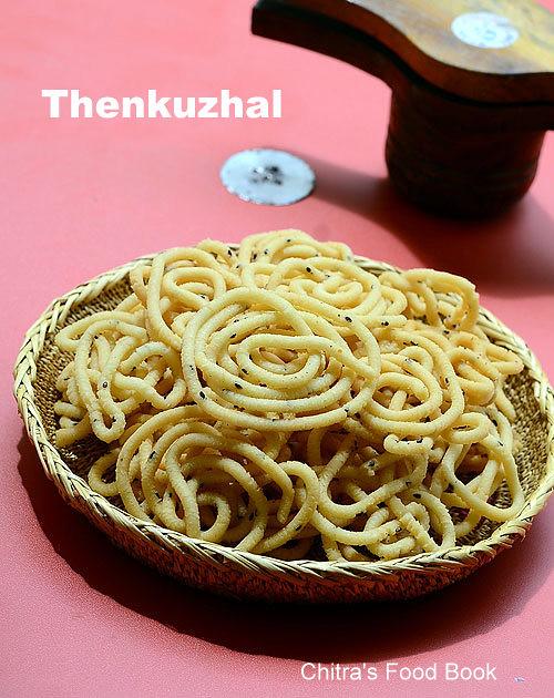 Thenkuzhal recipe