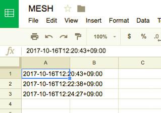 MESH to Google Drive