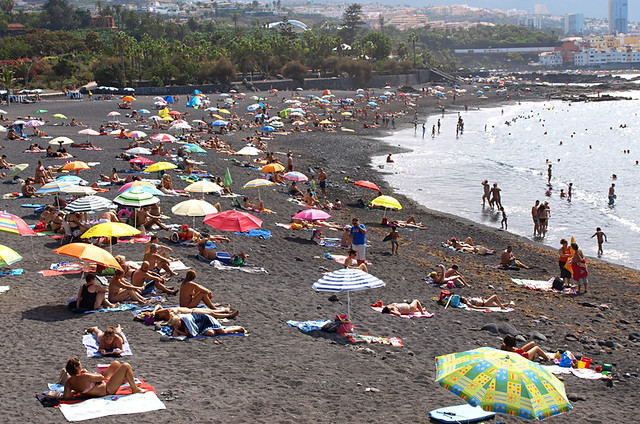 Summer in Puerto de la Cruz