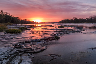 Maumee River Sunset | by FlyfisherMD