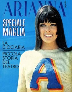 Missoni Stampe Maglia Arianna anni '60