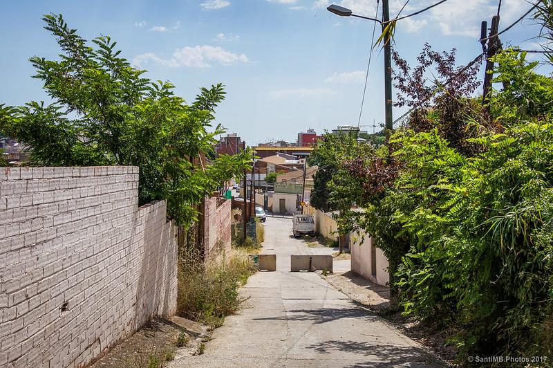Camino de Sant Genís a Horta