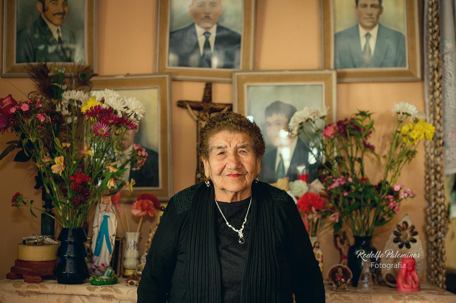 Elana Muñoz viuda de Maureira