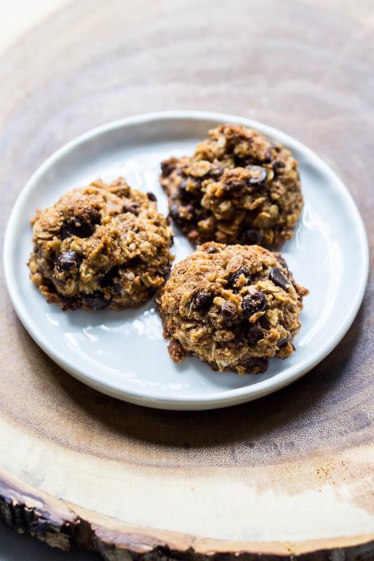 Oatmeal Cookies | cookingalamel.com