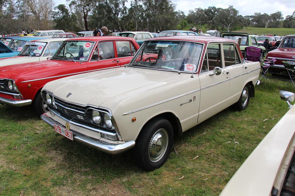 Car Tail Lights >> 1967 Nissan Prince Skyline S54 2000GT-B | The second ...