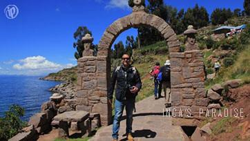 La puerta de Taquile