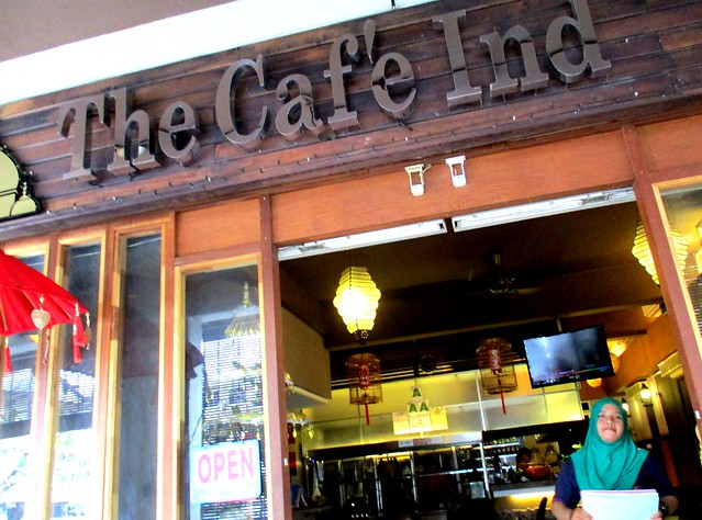 The Cafe Ind