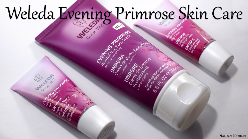 Weleda evening primrose